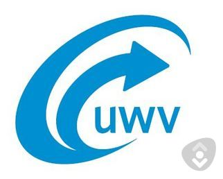 Logo van UWV