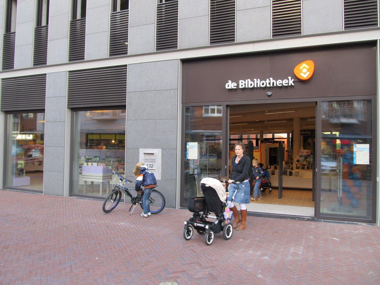 Logo van Wijkbibliotheek Oosterheem