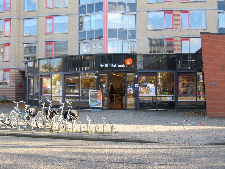 Logo van Wijkbibliotheek Rokkeveen