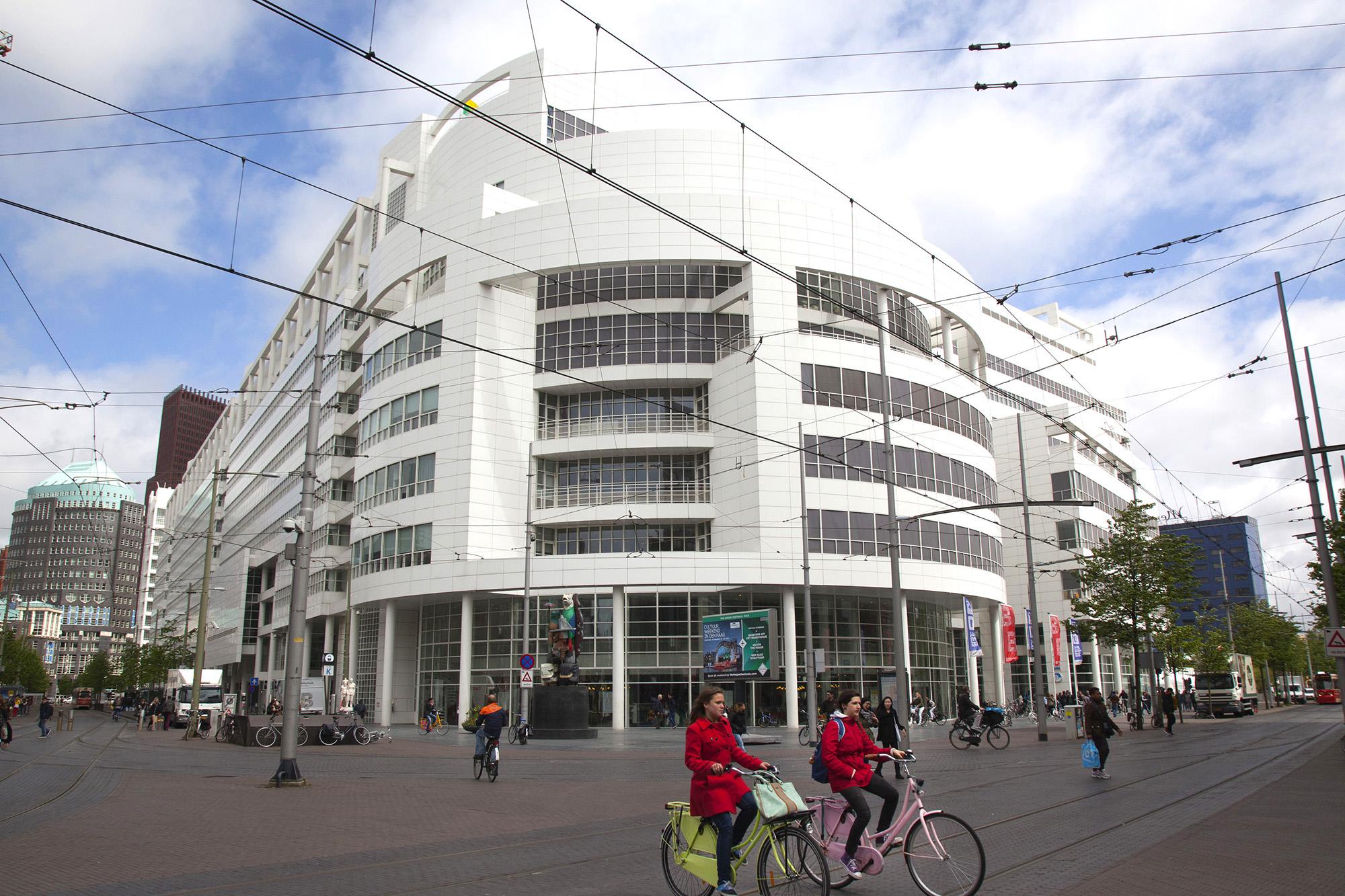 Centrale bibliotheek.JPG (908619 bytes)