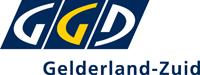Logo van GGD Gelderland-Zuid, vestiging Rivierenland