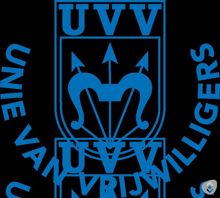 Logo van Unie Van Vrijwilligers