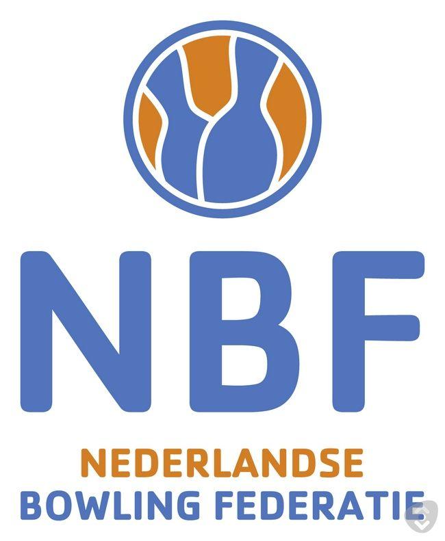 Logo van Nederlandse Bowling Federatie