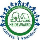 Logo van Heidewaard Zorgboerderij en Logeerhuis