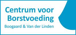 Logo van Centrum voor borstvoeding Bogaard & Van der Linden