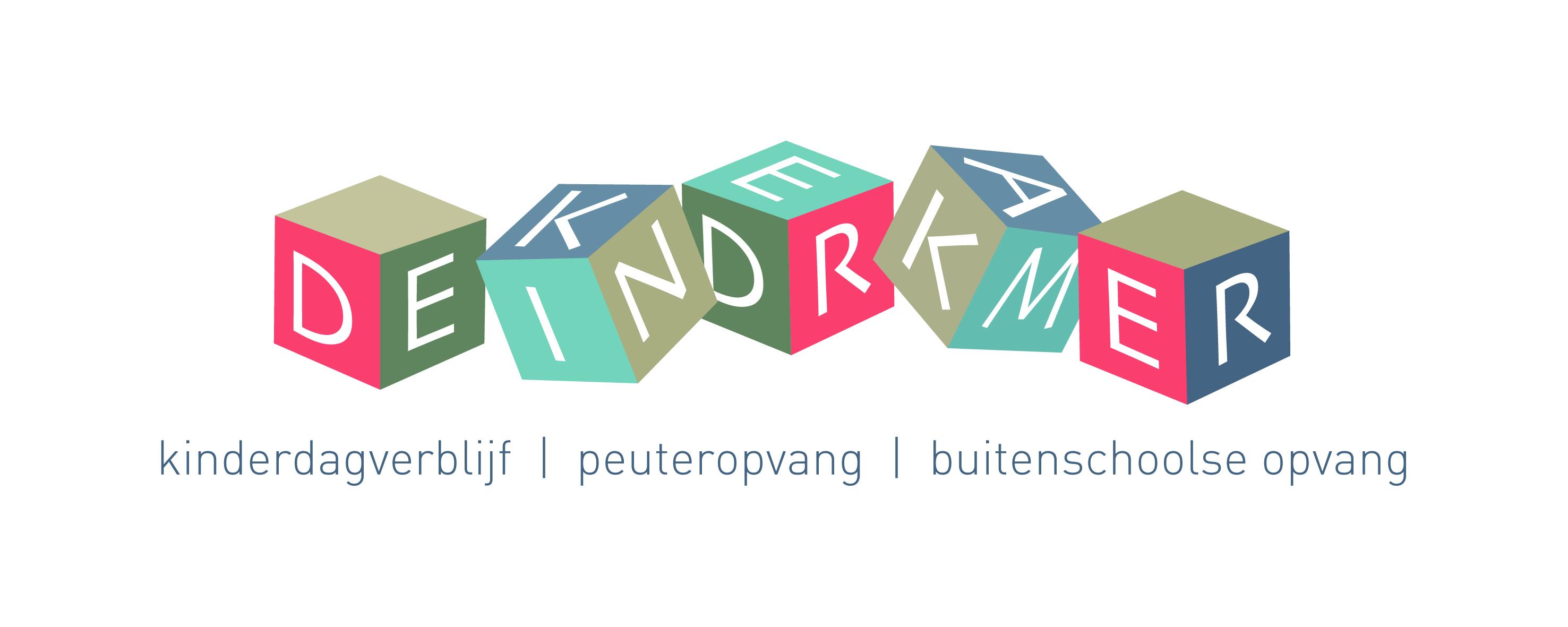 Logo van Buitenschoolse Opvang De Kinderkamer, locatie Vuren