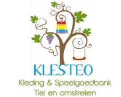 Logo van KLESTEO, Stichting Kleding & Speelgoedbank Tiel en omstreken