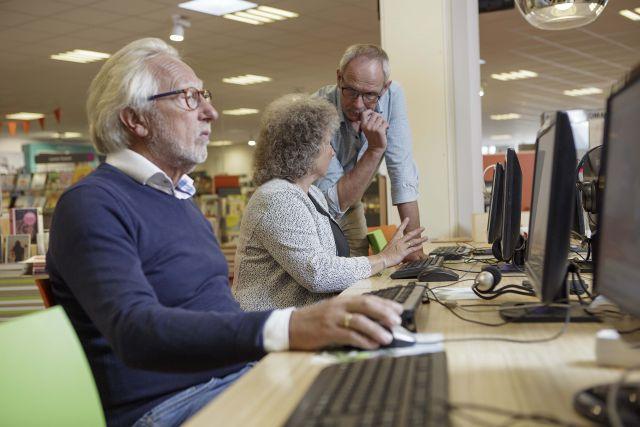 Spreekuur EHBO: Eerste Hulp Bij Online